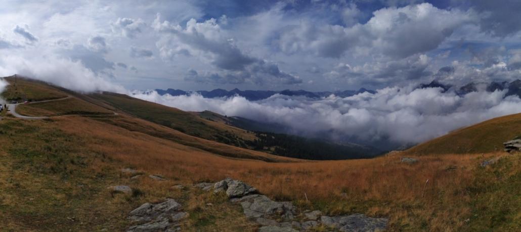 Escursioni in valle Maira - Luci autunnali al colletto di Sampeyre