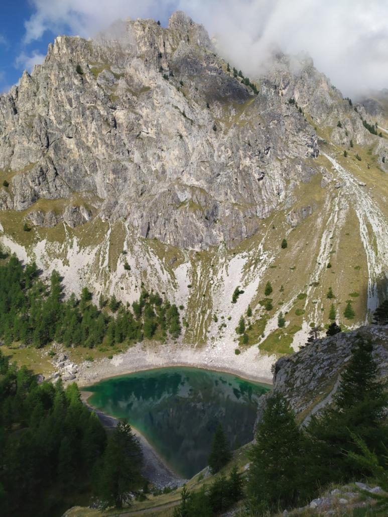 Escursioni in valle Maira - Lago Visaisa